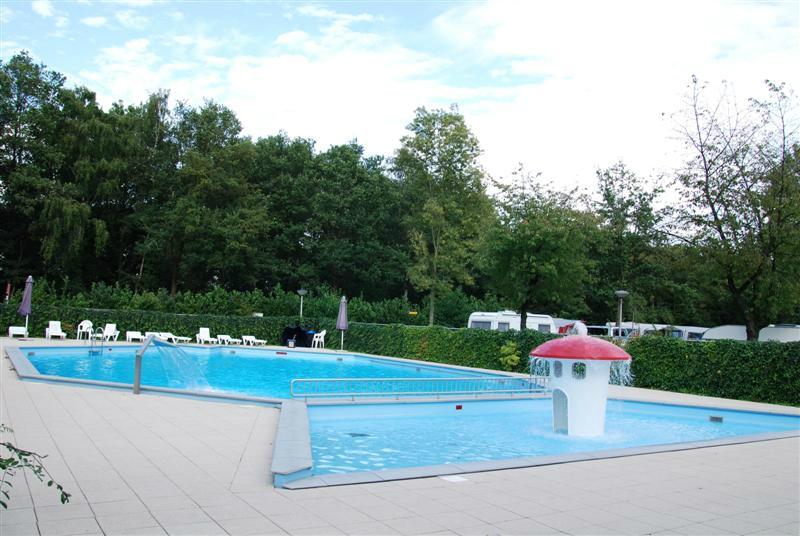 Zwembad Camping De Weuste In Twente Overijssel