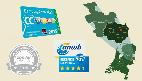 logos Camping de weuste